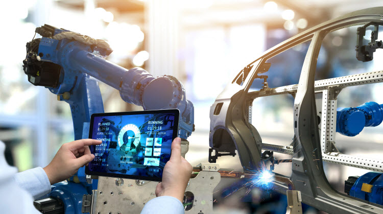The Top Three Benefits of Analytics for Manufacturing